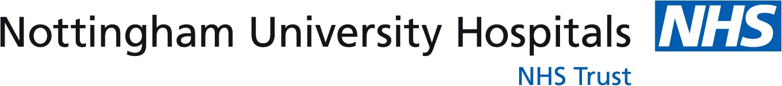 Nottingham University Hospital logo